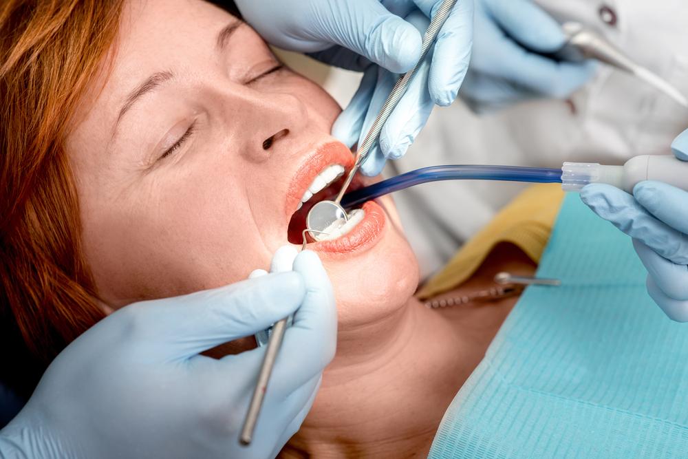 טיפולי שיניים בהרדמה